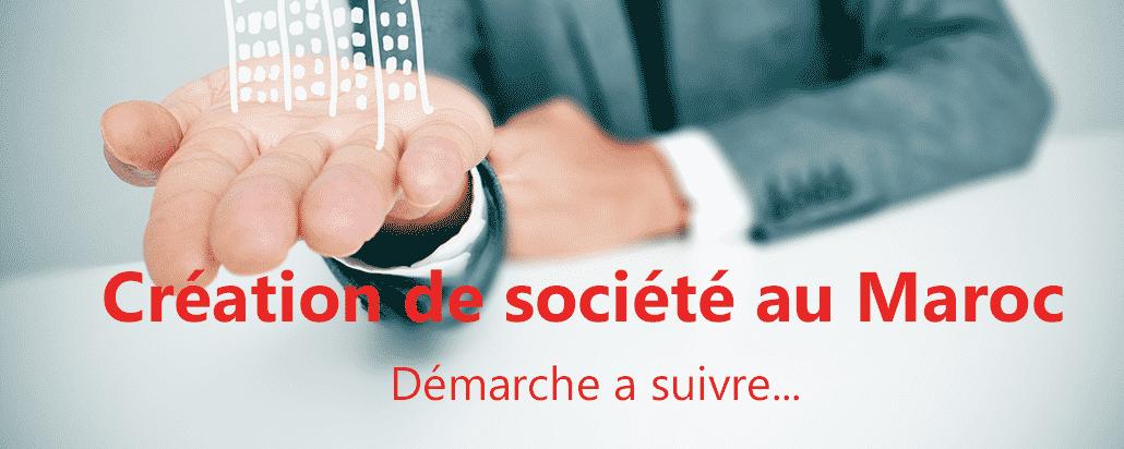 Création de société au Maroc