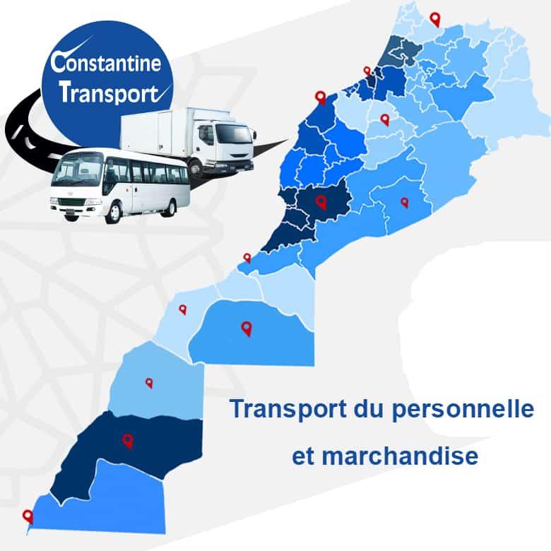 constantine transport