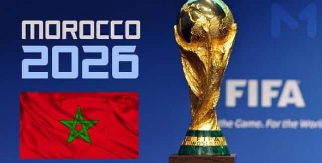Organisation de la Coupe du monde 2026