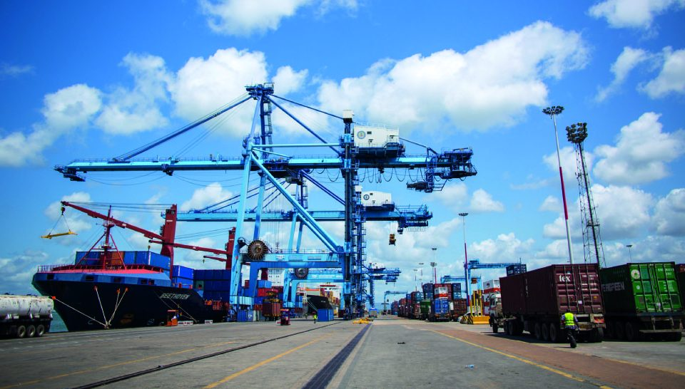 Amélioration des infrastructures portuaires