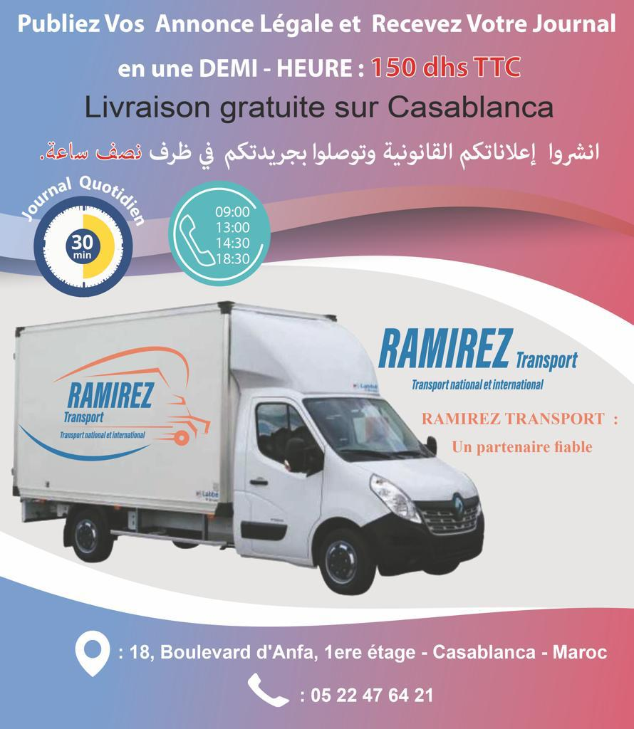 ramirez transport